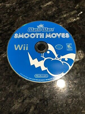 WarioWare: Smooth Moves (Nintendo Wii, 2007) Disc Only - Tested - SHIPS FAST