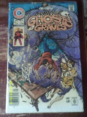 Charlton Comics,All New The Many Ghosts Of Doctor Graves,Vol 8 No 57 from 1976