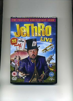 Jethro - The Fortieth Anniversary Show - The Joker - Live - New Dvd!!