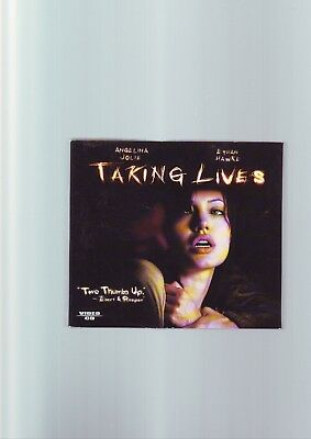 TAKING LIVES - FILM MOVIE VIDEO CD CDi CD-i VCD - FAST POST - COMPLETE - VGC