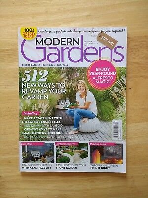 Modern Gardens Magazine Issue 19 October 2017
