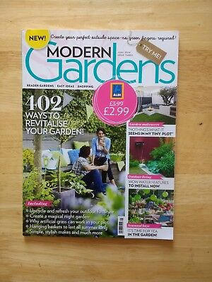Modern Gardens Magazine Issue 3 June 2016