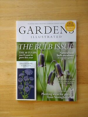 Gardens Illustrated Magazine March 2018