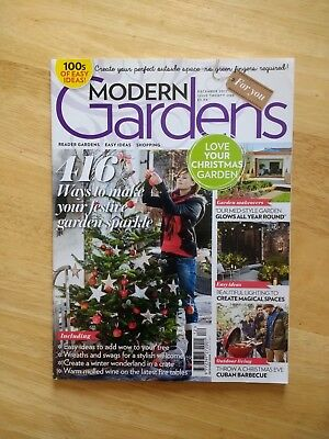 Modern Gardens Magazine Issue 21 December 2017