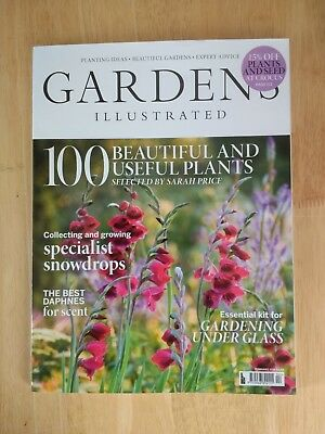 Gardens Illustrated Magazine February 2018