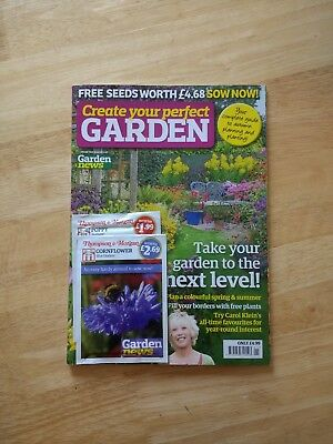 Garden News Create Your Perfect Garden Magazine