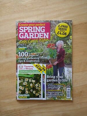 Garden News Create Your Perfect Spring Garden with Carol Klein Magazine