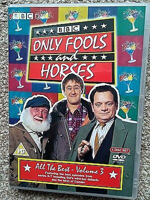 Only Fools and Horses DVD All the Best Volume 3 2004 David Jason