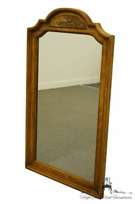 "STANLEY FURNITURE Italian Neoclassical Tuscan Style 51x30"" Dresser / Wall Mirror"