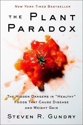 The Plant Paradox Hidden Dangers By Steven R.Gundry 30 Second Delivery[E-B OOK]