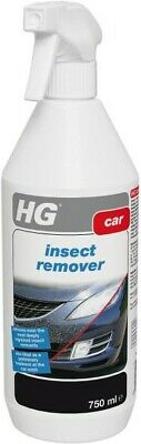 HG insect remover for cars