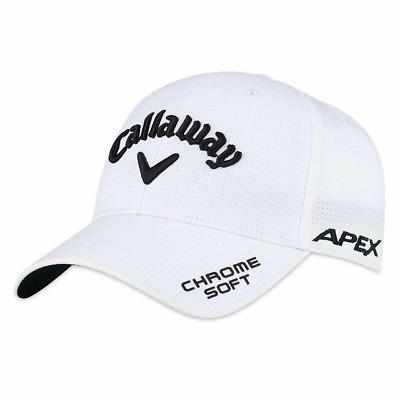 Callaway Golf 2019 Tour Authentique Performance Pro Casquette Réglable (Blanc