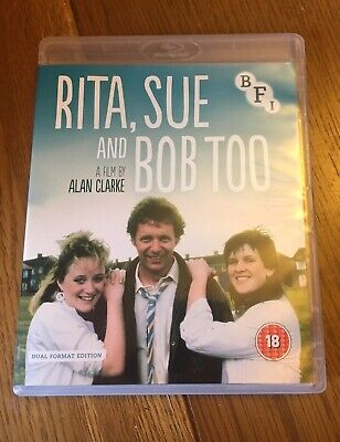 Rita, Sue And Bob Too DVD Brand New Unwrapped But Never Watched.