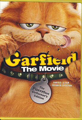 Garfield - The Movie - The Purrrfect Collector S Edition (Bilingual) (Dvd)