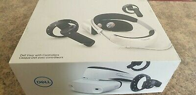 Dell Visor VR headset + Controllers w/ bluetooth adapter