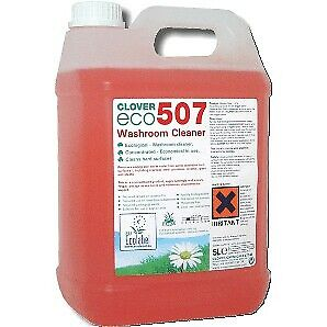 Clover Eco507 Washroom cleaner 5L