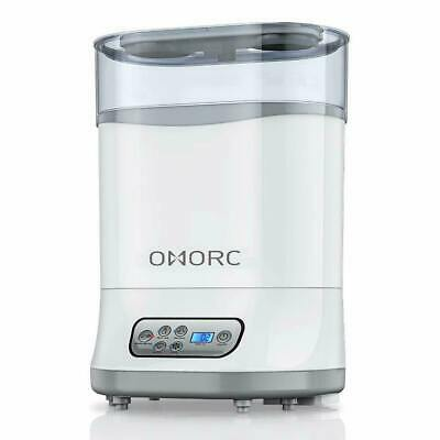 OMORC 550W Bottle Sterilizer and Dryer for Baby, 5-in-1 Multifunctional Electric