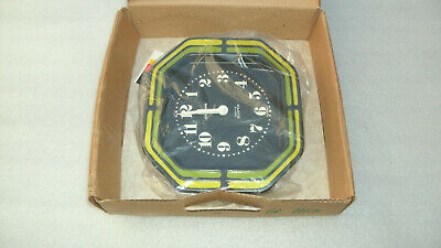 Vintage New Old Stock Junghans Wall Clock
