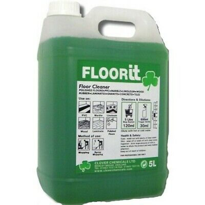 Clover FloorIT 5L floor cleaner