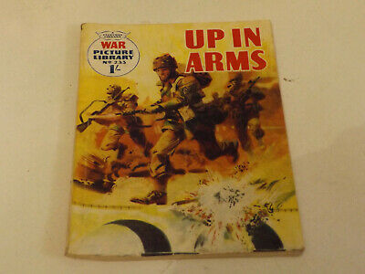 WAR PICTURE LIBRARY NO 233 !,dated 1964 !,GOOD for age,great 55 ! YEAR OLD issue