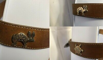 NEW BROWN SILVER Creek Casual Formal Western Scroll Tooled