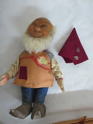 Vintage Steiff Original #730,1 Gucki Doll AS IS