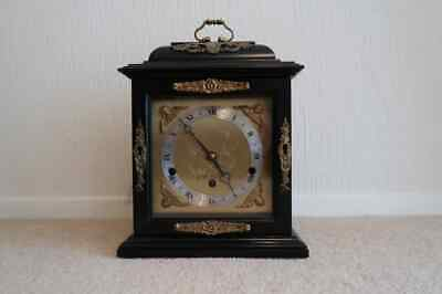 Mantle Clock by Elliot of London, Westminster & Whittington Chime Bracket Clock