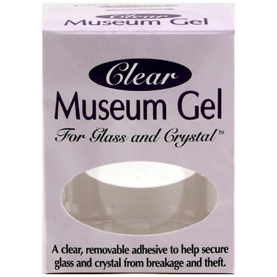 Ready America 33111 Museum Gel Clear