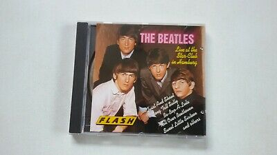 The Beatles  Live at the Star-Club in Hamburg CD