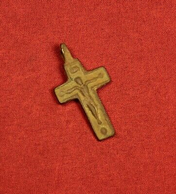 Medieval Holy Cross Pendant, 15. Century