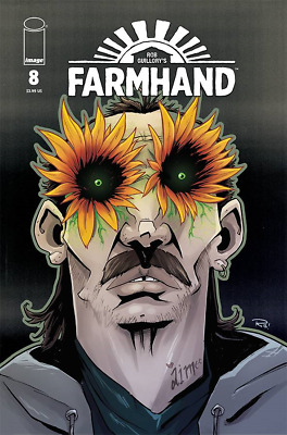 FARMHAND #8 Rob Guillory - 5/15/19