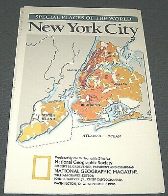 Rand Mcnally Nyc Subway Map 1990.Us Maps Maps Atlases Transportation Collectibles Page 29
