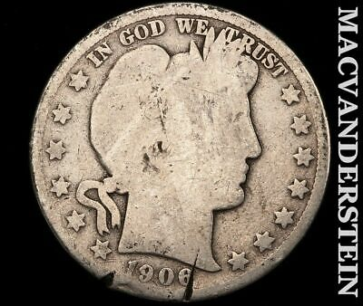 1906-D Barber Half Dollar-Scarce Better Date!!  #e185