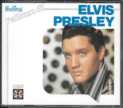 Elvis Presley Box 2 Cd L'album Di Elvis Presley Flashback 1988 Rca Nd 89869 (2)