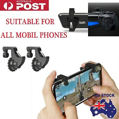 Newest PUBG Fortnite Mobile Phone Shooter Controller Game Trigger For iPhone X 8