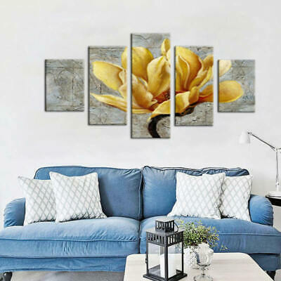Modern Abstract Canvas Print Painting Picture Wall Mural Hanging Decor Home