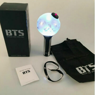 KPOP BTS ARMY Bomb Light Stick Ver.2 Bangtan Boys Concert Lamp Lightstick JP 4.0