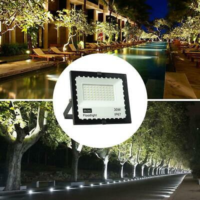 240V LED Flood Light 20W-500W SMD/PIR Motion Sensor Outdoor Floodlight Lamp IP65