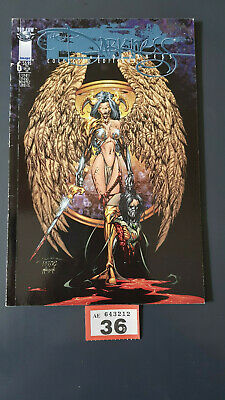 The Darkness collected editions Issue 6 Top Cow comic (36rb)