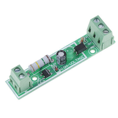 1 Channel AC 220V optocoupler isolation module high voltage opto isolator AS