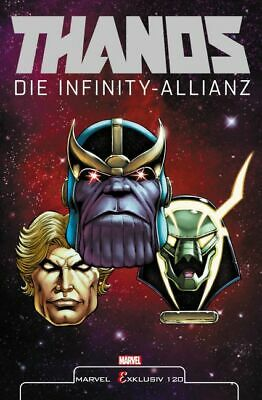 Jim Starlin / Thanos: Die Infinity-Allianz /  9783957987860