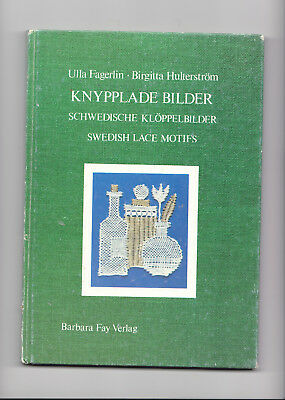 Swedish Lace Motifs Lace Making Book Multi Language