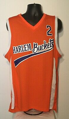 b94e0ea3fc8 Uncle Drew   Harlem Buckets  2 Kyrie Irving Basketball Jersey NEW WITH TAGS