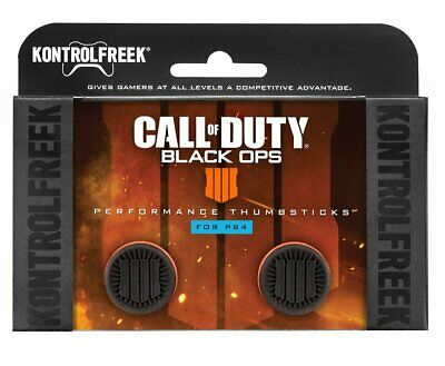 KontrolFreek Call of Duty: Black Ops 4 Performance Thumbsticks for PS4