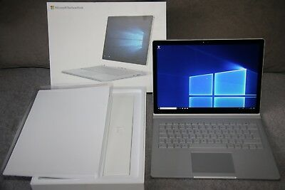 """Microsoft Surface Book 13.5"""" 256GB, Core i7 6th Gen 2.6GHz, 8GB notebook Tablet"""