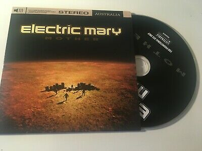 Electric Mary 2019 PROMO CD ALBUM Mother