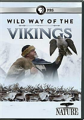 Nature: Wild Way of the Vikings - DVD Region 1 Free Shipping!
