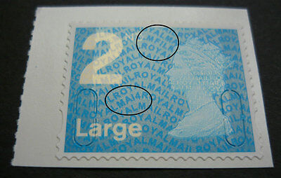 2014 SG U3032 (ex U2970) 2nd NVI Large - Code MA14 / MFIL  from Booklet of Four