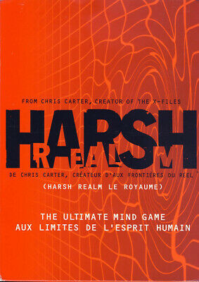 Harsh Realm: The Complete Series (Boxset) (Bilingual) (Dvd)