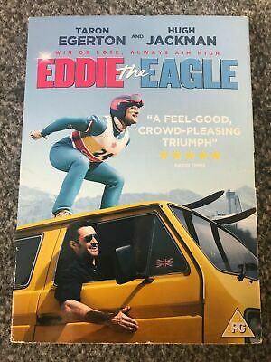 Eddie the Eagle DVD In Slip Cover